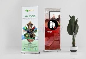 3307Rollup Banner Design